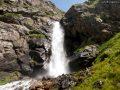 Водопад. 2 день экспедиции