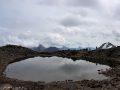 Озеро на высоте 3900 м.