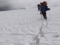 Восхождение на Эльбрус с юга через ледник Гарабаши