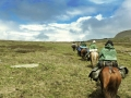 Конный поход по Приэльбрусью