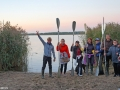 Сплав на байдарках по Шатурским озерам
