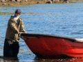 Монах. Остров Анзер