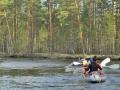 Поход по реке Пра