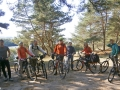 Велопоход к усадьбе Алешково