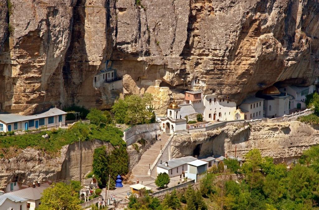 Свято-Успенский пещерный монастырь Крым