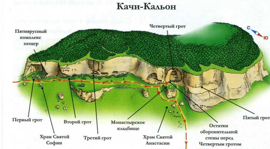 Качи-Кальон поход