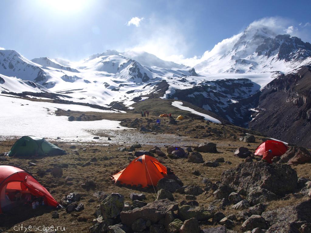 Экспедиция на Казбек