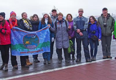 поход в Крым City Escape