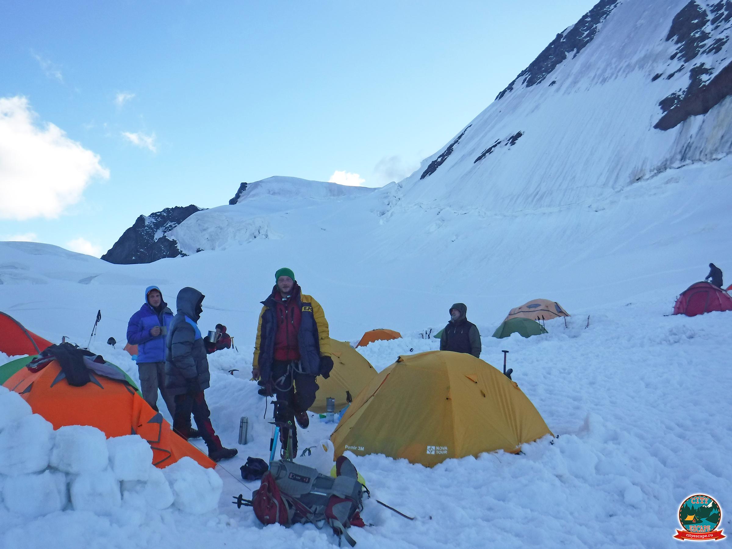 Экспедиция на Белуху