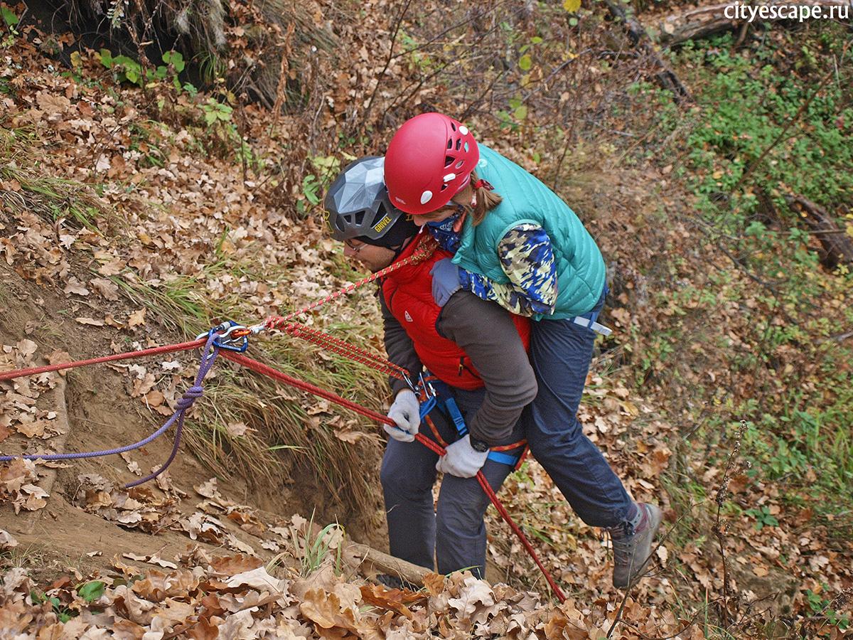 Школа альпинизма в Подмосковье
